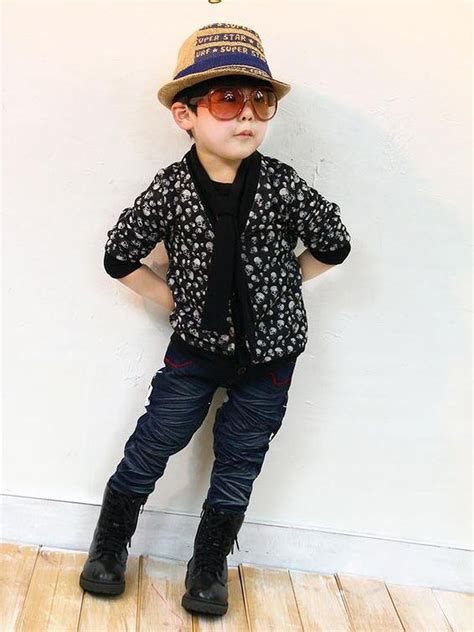 Cool boys kids fashions outfit style 33 - Fashion Best