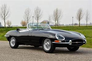 Jaguar E Type S1 Roadster 38 Litre Lex Classics