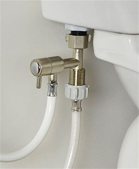 mr bidet mrs bidet white spray attachment for toilet complete kit