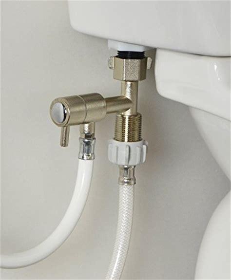 Mrsbidet White Spray Attachment For Toilet Complete Kit