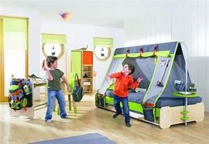 Bett Für Kinderzimmer : kinderzimmer ritter gestalten ~ Frokenaadalensverden.com Haus und Dekorationen