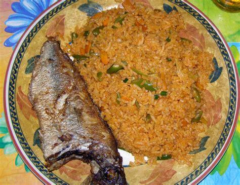 banjul jollof rice gambia traditional food banjul