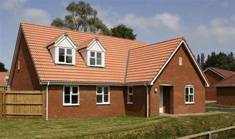 britains love  bungalows helped  bennett homes retirement finance expresscouk