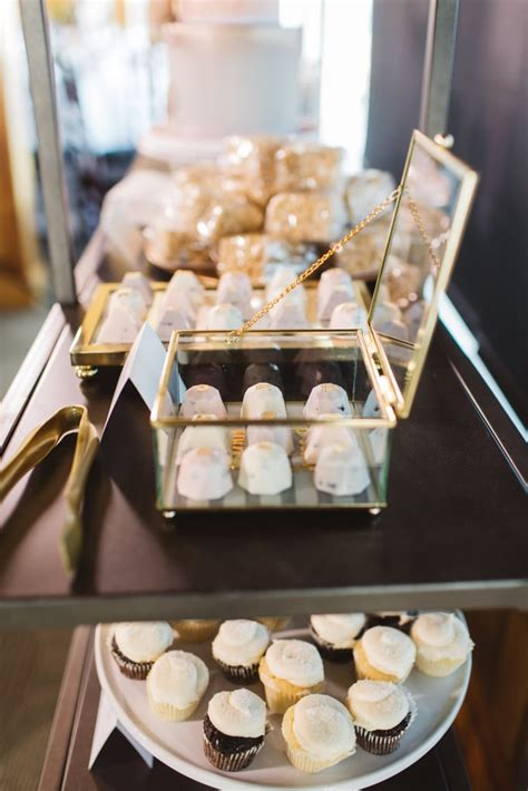 wedding dessert bar ideas popsugar food