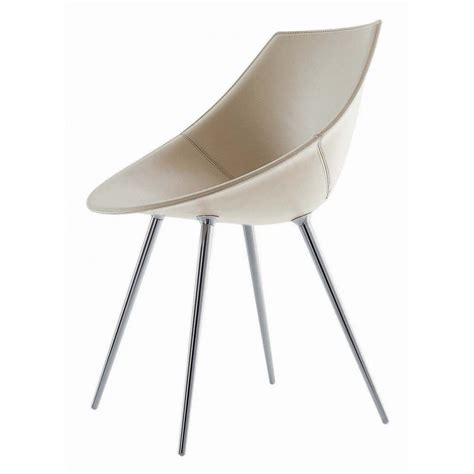 philippe starck chaise chair leather driade lago design philippe starck progarr
