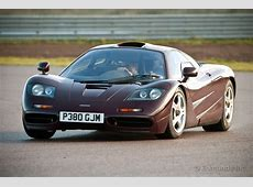 Mr Bean is Selling His McLaren F1 For 12 Million US