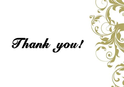thank you card template in word 6 thank you card templates excel pdf formats