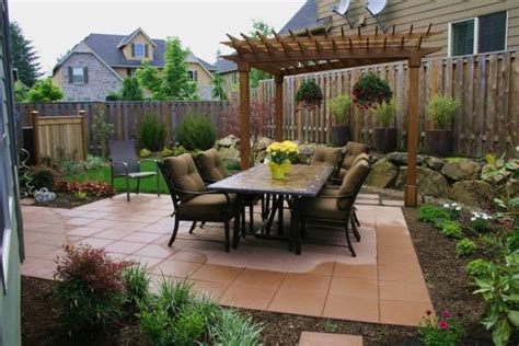 Backyard Patio Ideas For Small Spaces On A Budget
