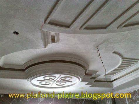 photos de plafond en platre d 233 coration agr 233 able de faux plafond en platre