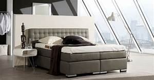 Boxspring Betten 90x200 : hohe betten kaufen boxspring welt ~ Markanthonyermac.com Haus und Dekorationen
