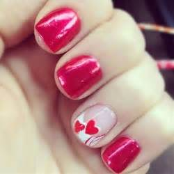 Easy cute valentines day nail art designs ideas trends stickers