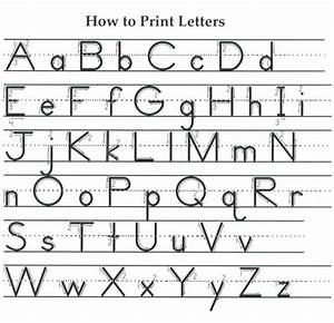 letter formation printables here is a diagram showing With manuscript letters for kindergarten