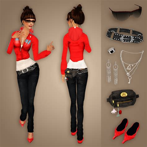 Ayumi Cassini Does Second Life Fashion Sporty Glam