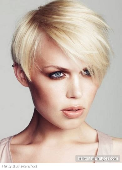 stunning short layered haircuts     xerxes