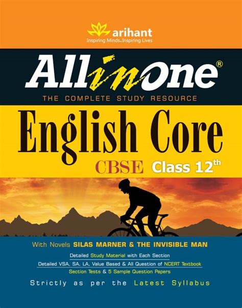 Getting high score in ii english exams is possible when student reads, understand and learn all concepts from ncert book for class 2 english. CBSE All in One - English Core Class 12 English 2nd ...