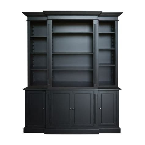 Bookshelf Hutch by Htons Buffet And Hutch Furniture Bookcase Cabinet