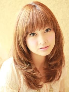 asia hair style inilah model rambut terbaru wanita jepang di tahun 2014 9218