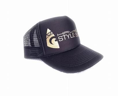 Hat Trucker Surf Hawaiian Hats