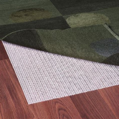 Factory Direct Rug Pads - rug stop rubber non slip indoor rug pad size 3 x