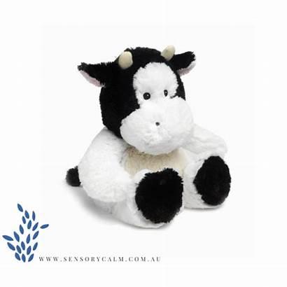 Cozy Plush Animals Cow