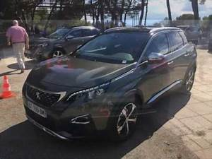3008 Gris Platinium : the all new peugeot 3008 5008 cannes youtube ~ Gottalentnigeria.com Avis de Voitures