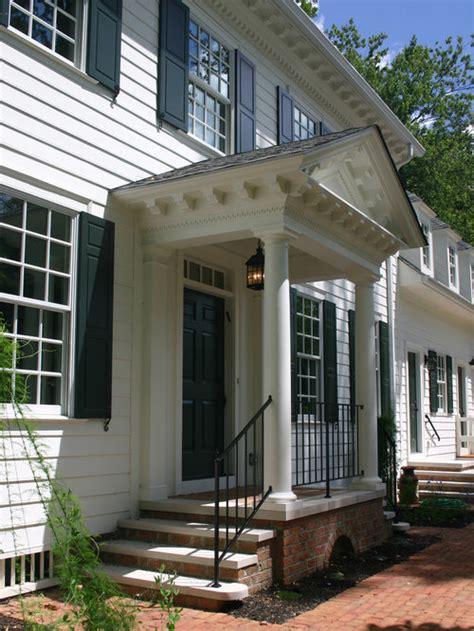colonial porch houzz