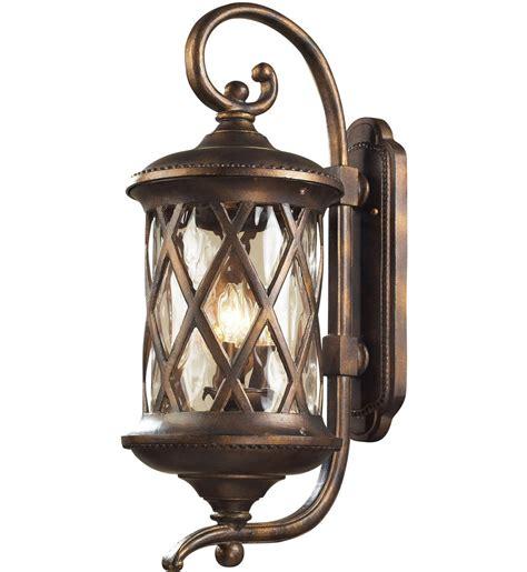 elk lighting 42032 3 barrington gate hazelnut bronze