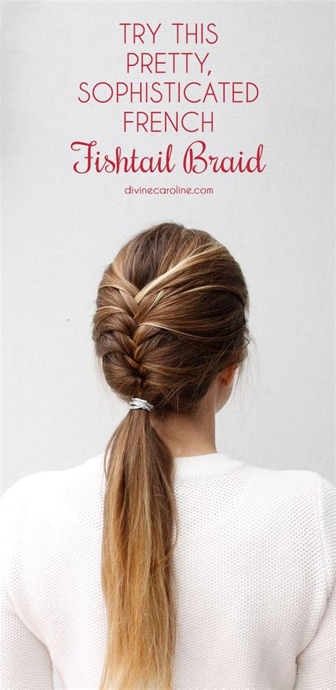 25 Best Ideas About French Braid Ponytail On Pinterest