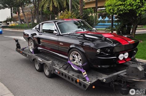 ford mustang shelby gt  eleanor  april