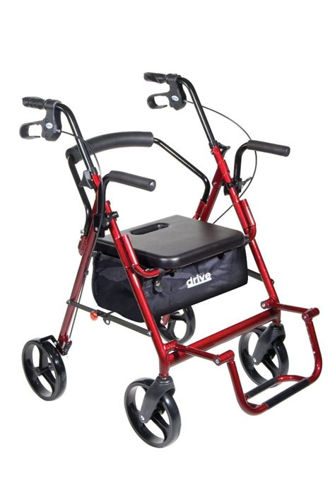 rollator seat walkers chair transport selling wheelchair drive wheelchairs medical