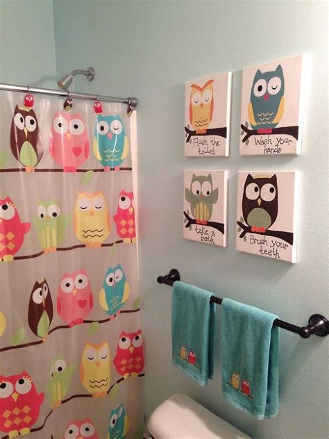 owl bathroom decor owl bathroom home preparedness bathroom