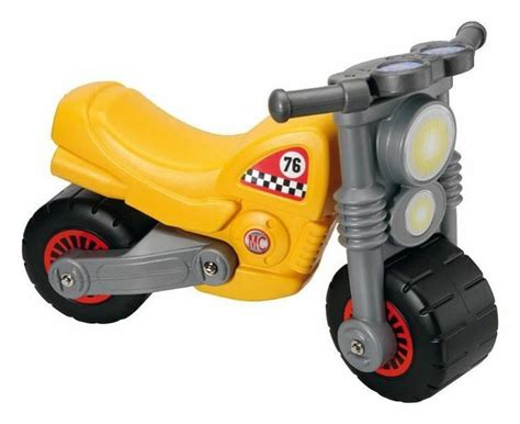 Wader My First Motorbike Motorcycle Ride-on Toy Outdoor