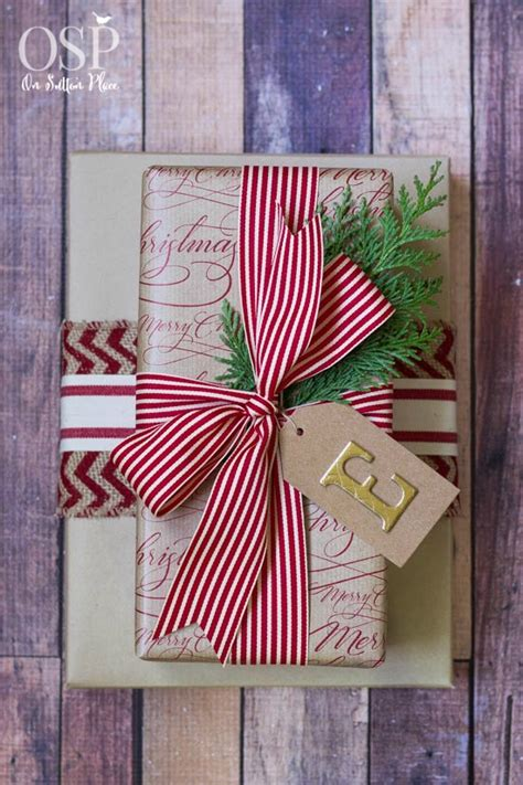 gift wrapping   enchanted home