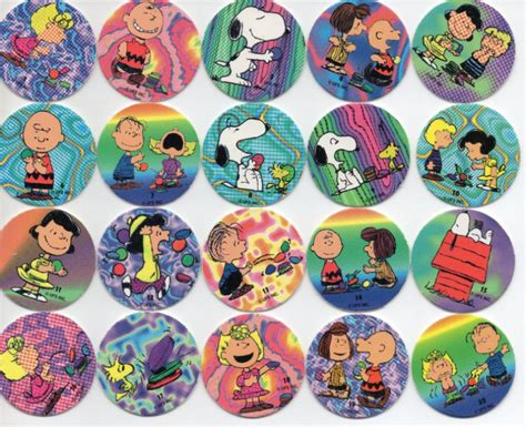 Snoopy Peanuts 38 Piece Collection () ⋆ 90s Nation