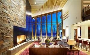 Couleur chambre montagne ralisscom for Deco cuisine avec salle À manger bois massif contemporaine
