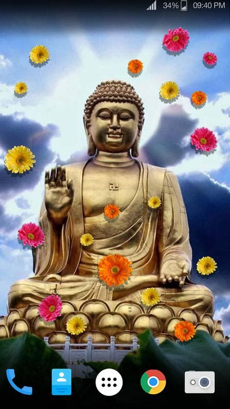 buddha live wallpaper hd lord buddha live wallpaper for android apk