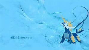 Samurott Wallpaper by Marudeth on DeviantArt