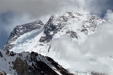 35 Broad Peak Central And Main Summits From Baltoro