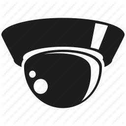 surveillance cctv monitoring privacy security icon icon