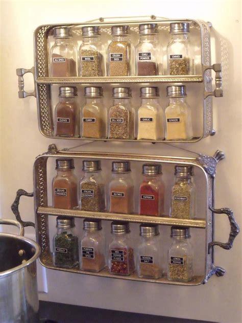 Spice Rack Storage Ideas by 15 Creative Spice Storage Ideas Hgtv