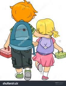 Big Brother Little Sister Cartoon