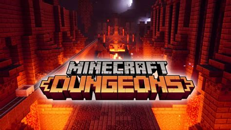 minecraft dungeons coming   game life
