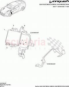 Aston Martin Vanquish Wiring Diagram  Schematic  Free