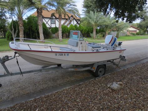 Mckee Boats by Mckee Craft Offshoresman 1985 For Sale For 3 200 Boats