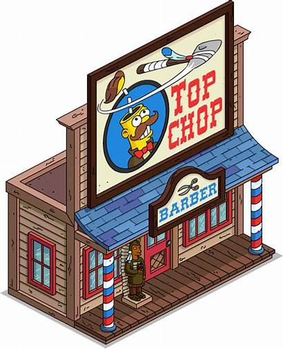 Clipart Toy Window Barber West Chop Wild