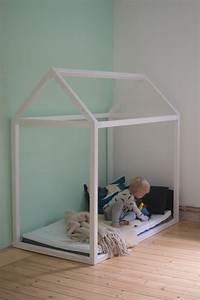 Haus Komplett Selber Bauen : hausbett selbst bauen bauanleitung f r ein kinder floor bed ~ Markanthonyermac.com Haus und Dekorationen