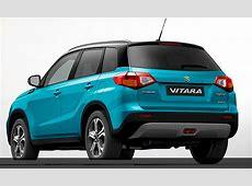 2015 Suzuki Grand Vitara Revealed – AutoList StLucia