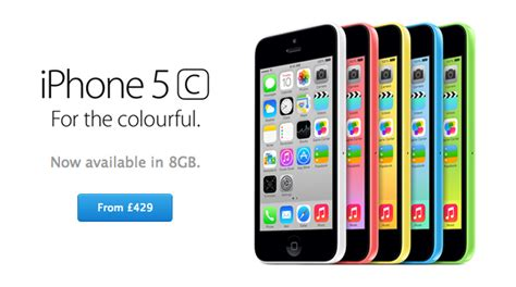 iphone 5c 8gb apple launches 8gb iphone 5c replaces 2 with 16gb 4