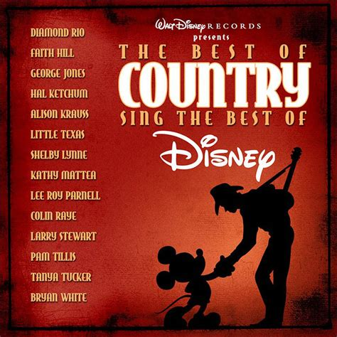 best of country the best of country sing the best of disney