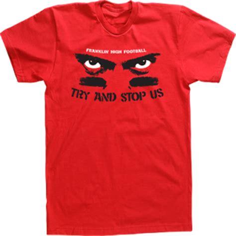 high school football tshirt designs image market student council t shirts senior custom t